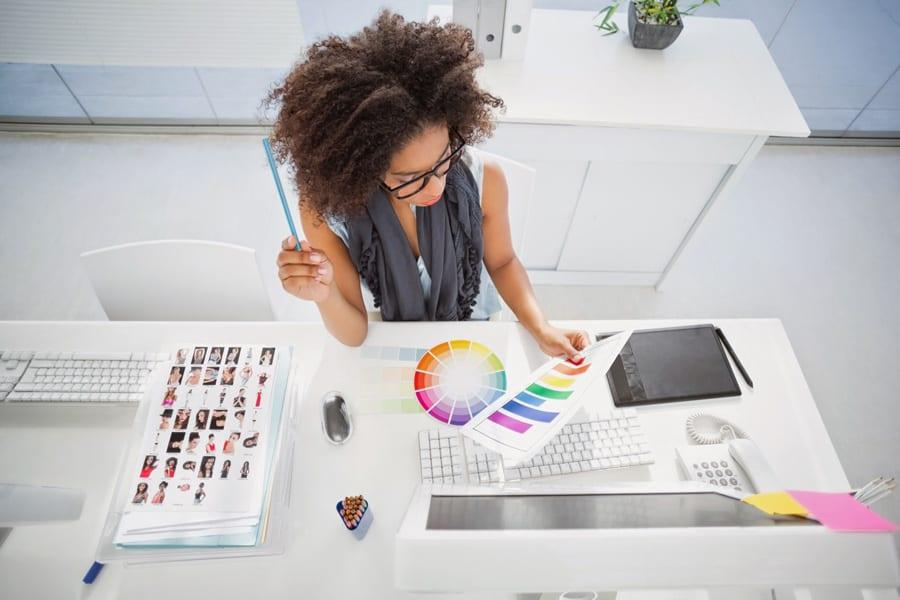 graphic designer in Singapore