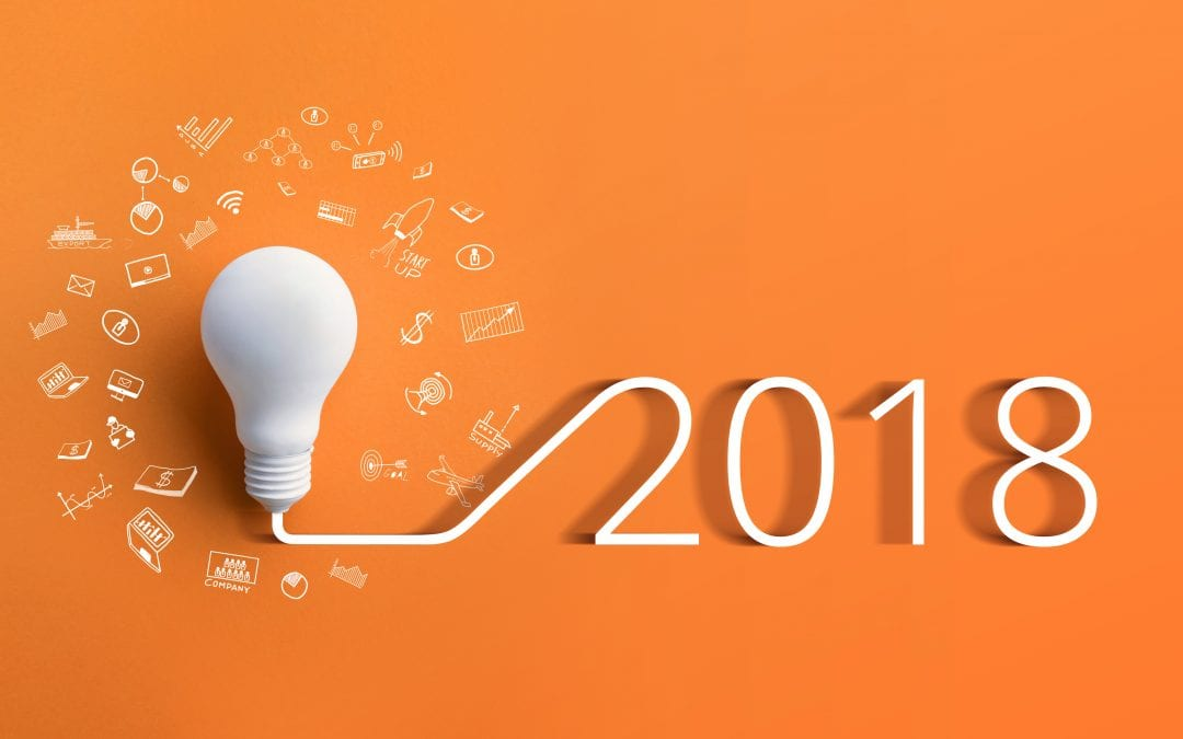 2018 – A YEAR OF THINKING DIFFERENTLY