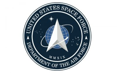 The United States Space Force Logo unveiled